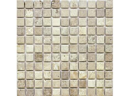 Muare Каменная Мозаика QS-007-25T/10