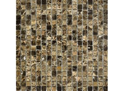 Muare Каменная Мозаика QS-012-15P/8
