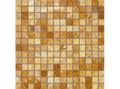 Muare Каменная Мозаика QS-017-20P/10