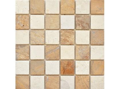 Muare Каменная Мозаика QS-030-48T/10