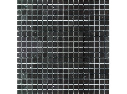 Muare Каменная Мозаика QS-061-15P/10