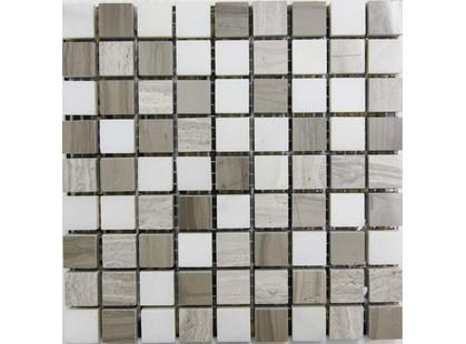 Muare Каменная Мозаика QS-075-15P/10