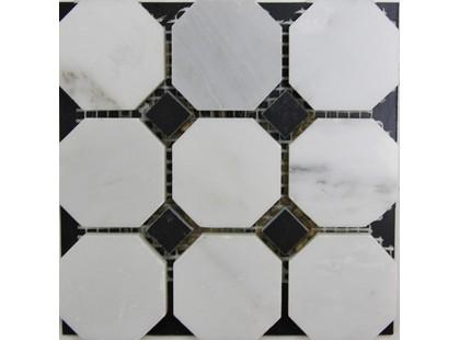 Muare Каменная Мозаика QS-091-48P/10