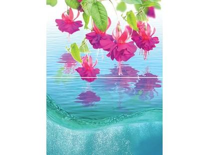 Муза-Керамика Ocean flowers P2-1 P2-1D240