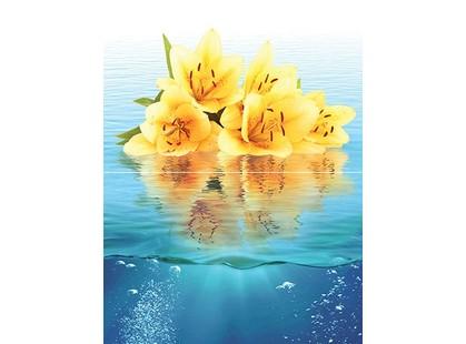 Муза-Керамика Ocean flowers P2-2 P2-2D240