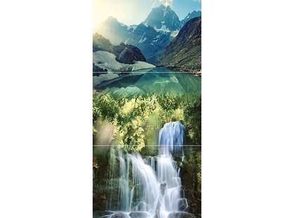 Муза-Керамика Waterfall mountains Waterfall mountains P3D259