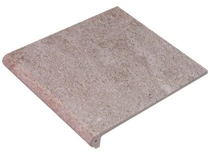 Natucer Granite Carrara Peldano Curvo Carrara Ext. R-12 /4