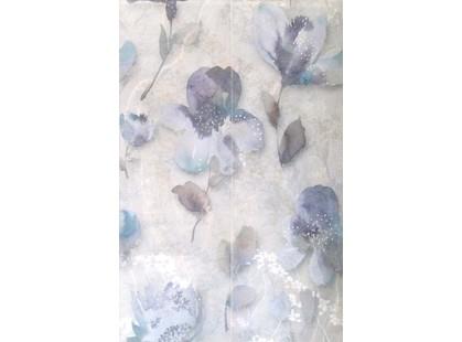 Navarti Onix Blue Dec. Blumen Sky