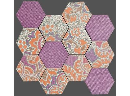 Naxos Kilim 42211 Mosaico Suite Lilla