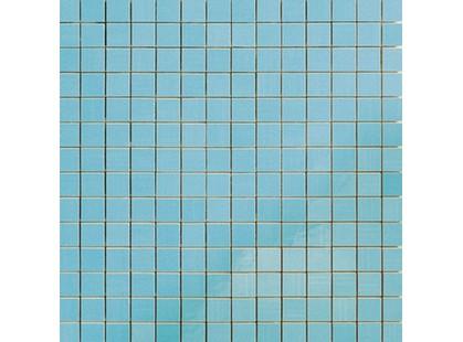 Naxos Kilim 42096 Mosaico Azur