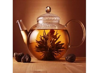 Нефрит Акварель Чай 1501