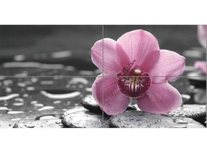 Нефрит Болеро Орхидея (стекло)