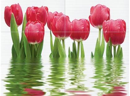 Нефрит Фреш Тюльпаны 64-04-21-160-0  (из 6-ти ч.)