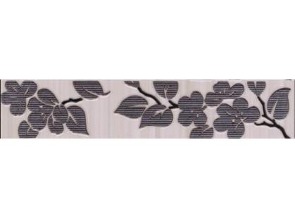 Нефрит Кензо светло-корич  Цветы