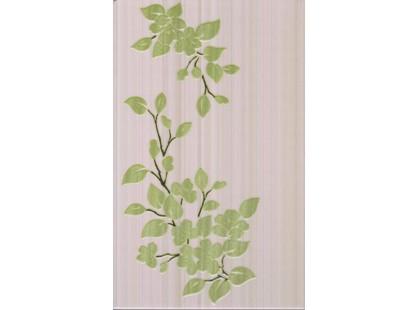 Нефрит Кензо светло-фисташковый.зеленый  Цветы