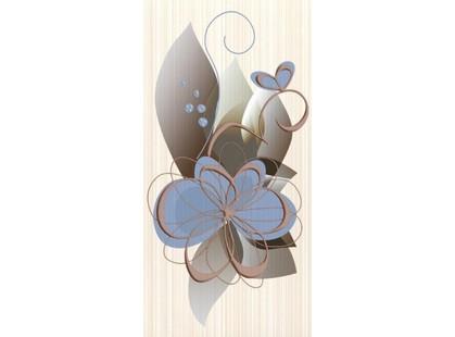 Нефрит Меланж 10-03-11-442-0  (Вставка декорат.)