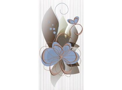 Нефрит Меланж 10-03-61-442-0  (Вставка декорат.)