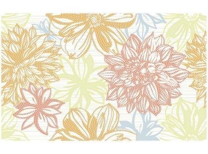 Нефрит Стрит-2 Цветы (Бежевый)