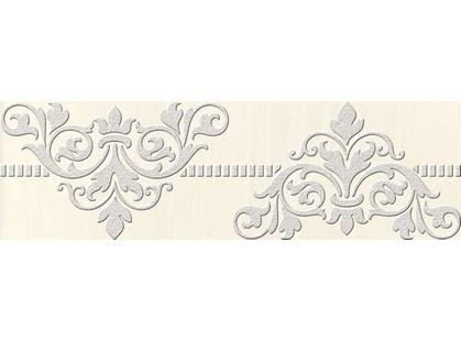 Nobilia Fortune Damasco Listello Short White