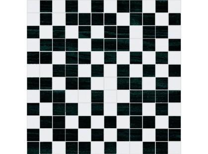 Nobilia Fortune Fortune Mosaico  White-Black