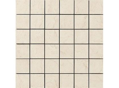 Novabell Absolute Crema Marfil/Bro Mosaico 5x5 Nat. Crema Marfil