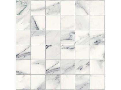 Novabell Imperial Mosaico 5*5 Calacatta Bianco Silk