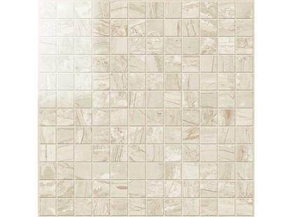 Novabell Imperial Mosaico 2,5*2,5 Crema Lap.