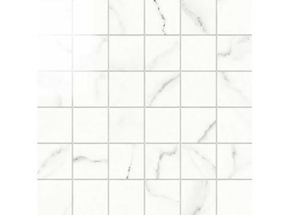 Novabell Imperial Mosaico 5*5 Statuario Lap.