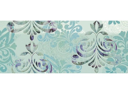 Novabell Milady MLW D73K Decoro Wallpaper Water Green
