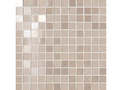 Novabell Milady MLW666L Mosaico Lustro Coffee Brown