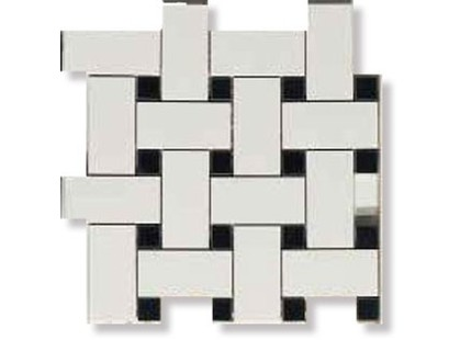 Novabell York HOM 890 Mosaico Intreccio B/N