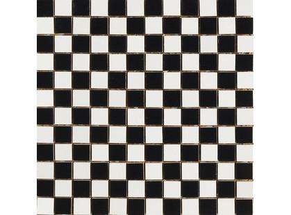 Novabell York YRW 898 Mosaico Scacchi B/N 2,5x2,5