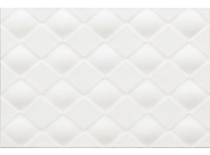 Novabell York YRW 835 Struttura Deco Bianco