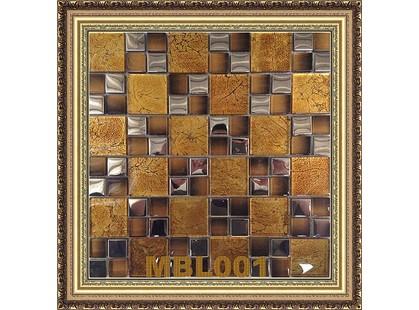 Opera dekora Стеклянная мозаика MBL001