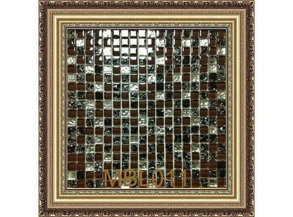 Opera dekora Стеклянная мозаика MBL011