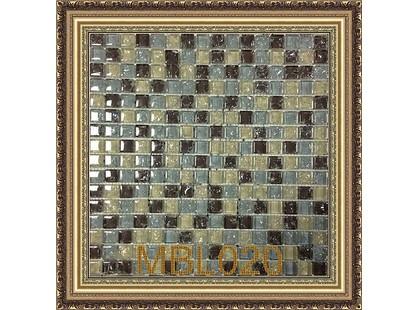 Opera dekora Стеклянная мозаика MBL020