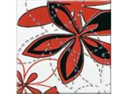 Opoczno Aplauz Flower Czerwony 2