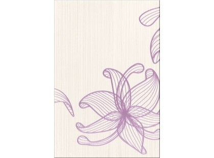 Opoczno Lorena Fioletova Flower A (O-LOR-WIG121)