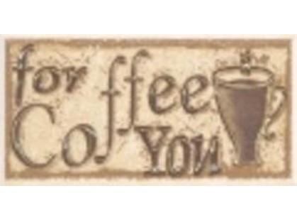Opoczno Sagra Beige List. Coffee