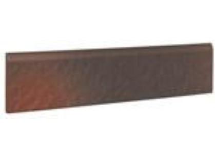 Opoczno Shadow brown Cokol Strukturalna 3-d