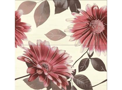 Opoczno Sun Flower Red Flower