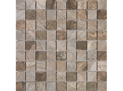 Pamesa Ceramica Coba CYNARA Malla(Mosaico) Marron