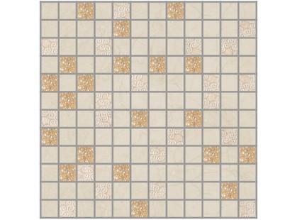 Pamesa Ceramica Crono Mosaico Marfil