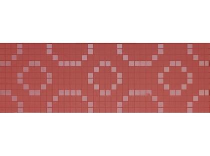 Pamesa Ceramica Mood Dec.Visual Rojo