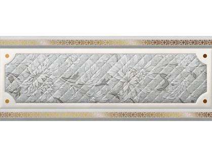 Pamesa Ceramica Nicea tosca gris List Tosca Gris