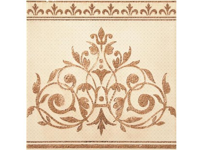 Pamesa Ceramica Nicea Dec Vanity Crema
