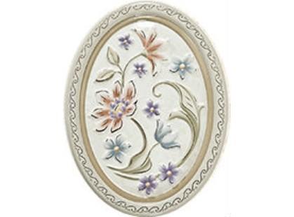 Pamesa Ceramica Sintra Romantica Inserto Blanco
