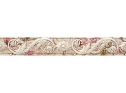Pamesa Ceramica Trabia Listelo Borneo Crema