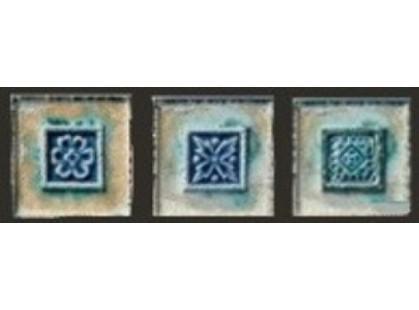Pastorelli Marmi Antichi Decoro Set Incas, З вида декора