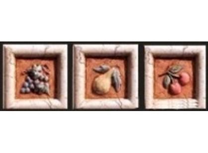 Pastorelli Marmi Antichi Formella Set Bacco, З вида